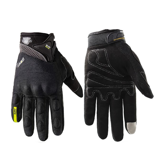 TBF SU-09 Motorcycle Riding Glove