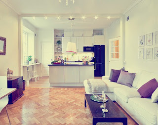 The Unique Idea Of Placing A Simple Minimalist House Kitchen