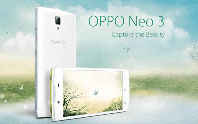 Cara Reset Pola OPPO Neo 3 R831K