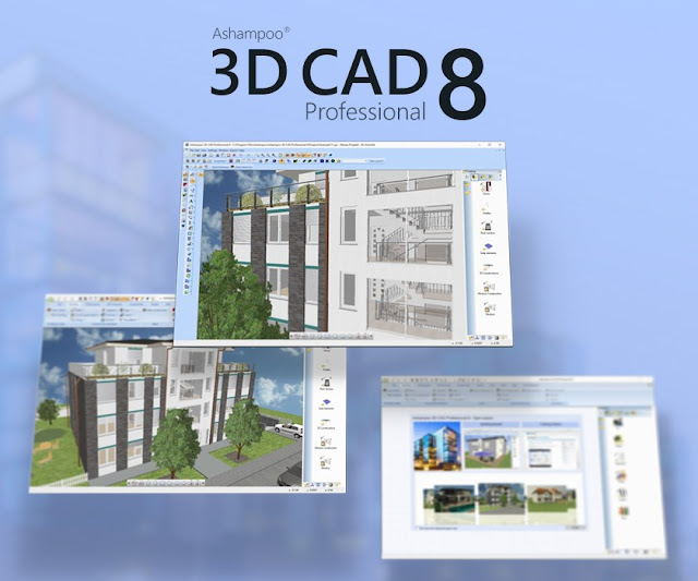 Ashampoo 3D CAD Professional 8 Full