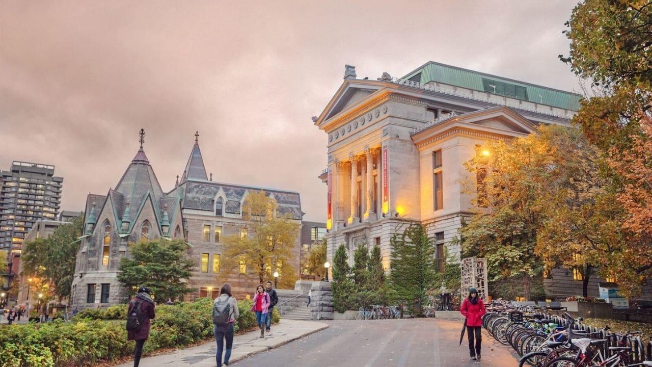 منح جامعة ماكجيل للطلاب الدوليين في كندا - ممولة بالكامل