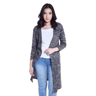 Tips Padu Padan Cardigan Panjang Untuk Penampilan Sehari Hari