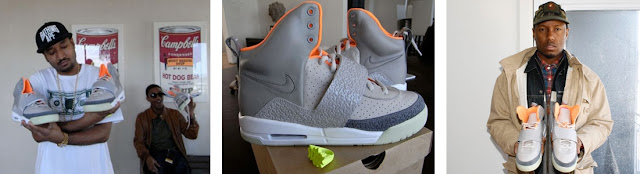 "Nike Air Yeezy 1 ""Zen Grey"""