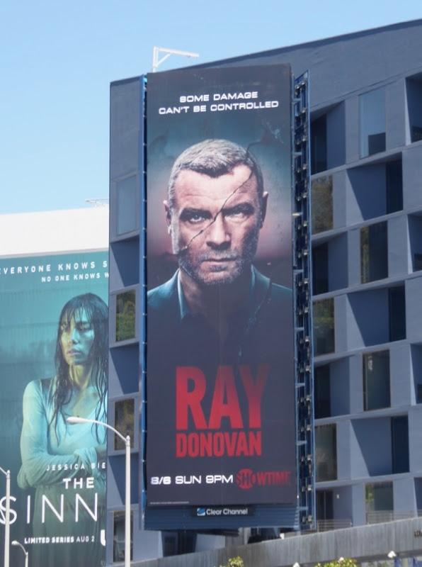 Ray Donovan season 5 billboard