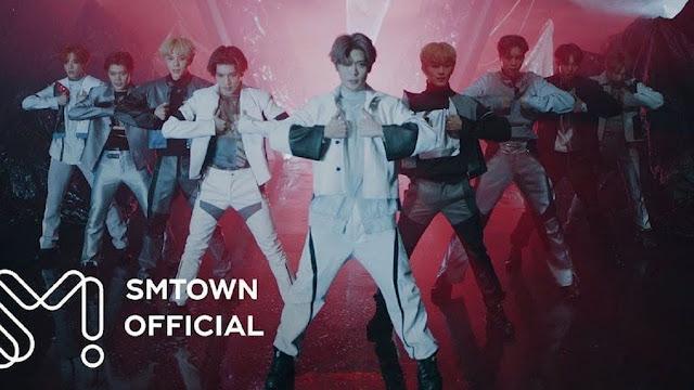 Di Comeback MV 'Superhuman' NCT 127 Menjadi Manusia Super