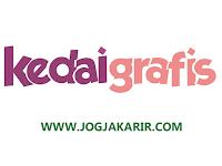 Lowongan Kerja Content Creator Lulusan Sekolah Desain/Komunikasi di Kedai Grafis Jogja