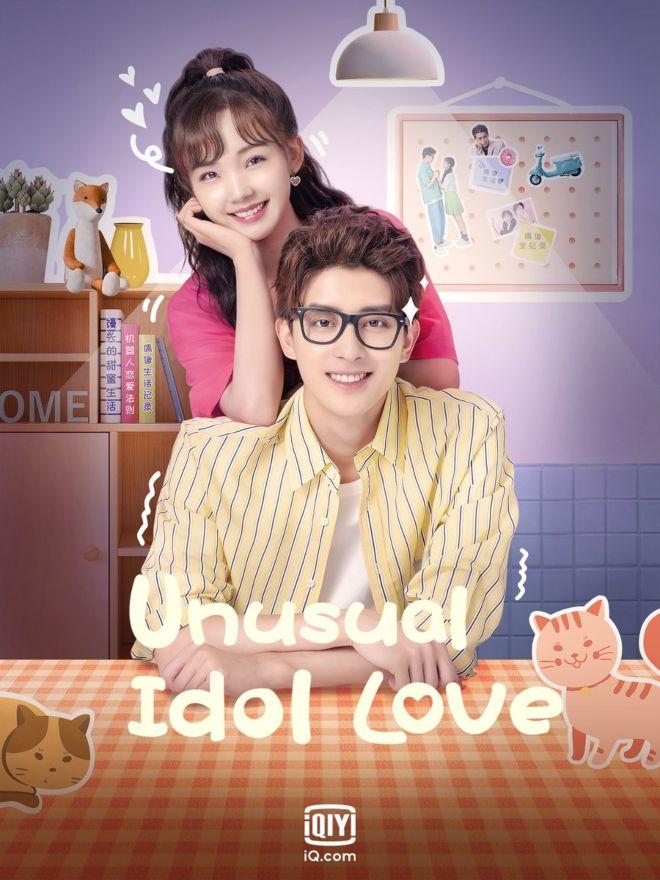 Unusual Idol Love Poster