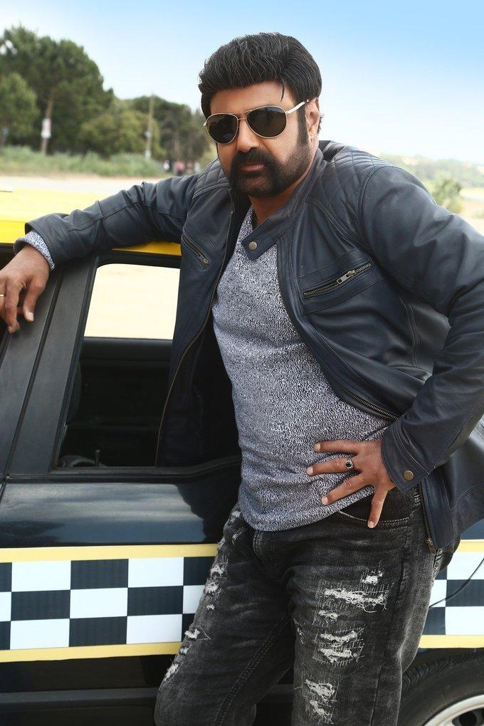 Telugu Actor Balakrishna Stills From Paisa Vasool Movie