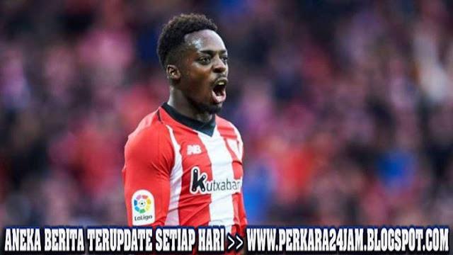 Striker Athletic BilbaoTanggapi Rumor Bakal Hengkang Ke MU