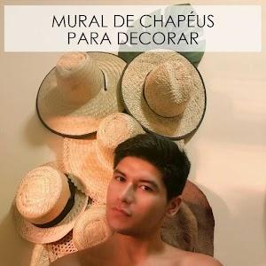 DECORANDO | Espaços criativos para guardar chapéus
