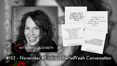 November Thanksgiving #EmbracetheHellyeah