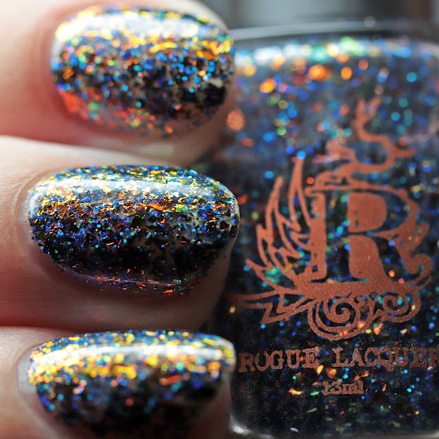 Rogue Lacquer From the Ashes We Rise
