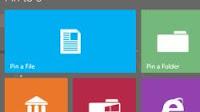 Creare collegamenti nella schermata Start di Windows 8.1