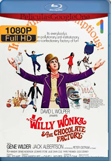 Willy Wonka Y La Fabrica De Chocolate[1971] [1080p BRrip] [Latino- Ingles] [GoogleDrive] LaChapelHD