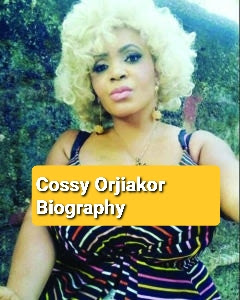 imag result for Cossy Orjiakor profile photos,hometown