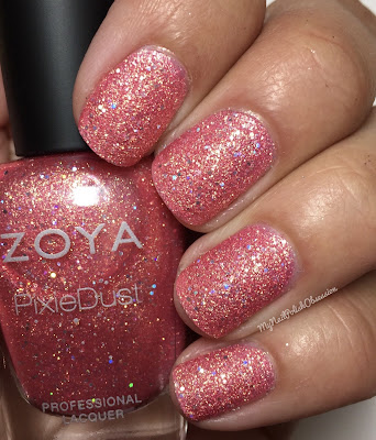 Zoya Seashells Collection; Zooey