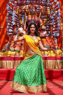 Nabha Natesh in Ismart Shankar Bonalu Event
