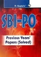 Study Materials for SBI PO