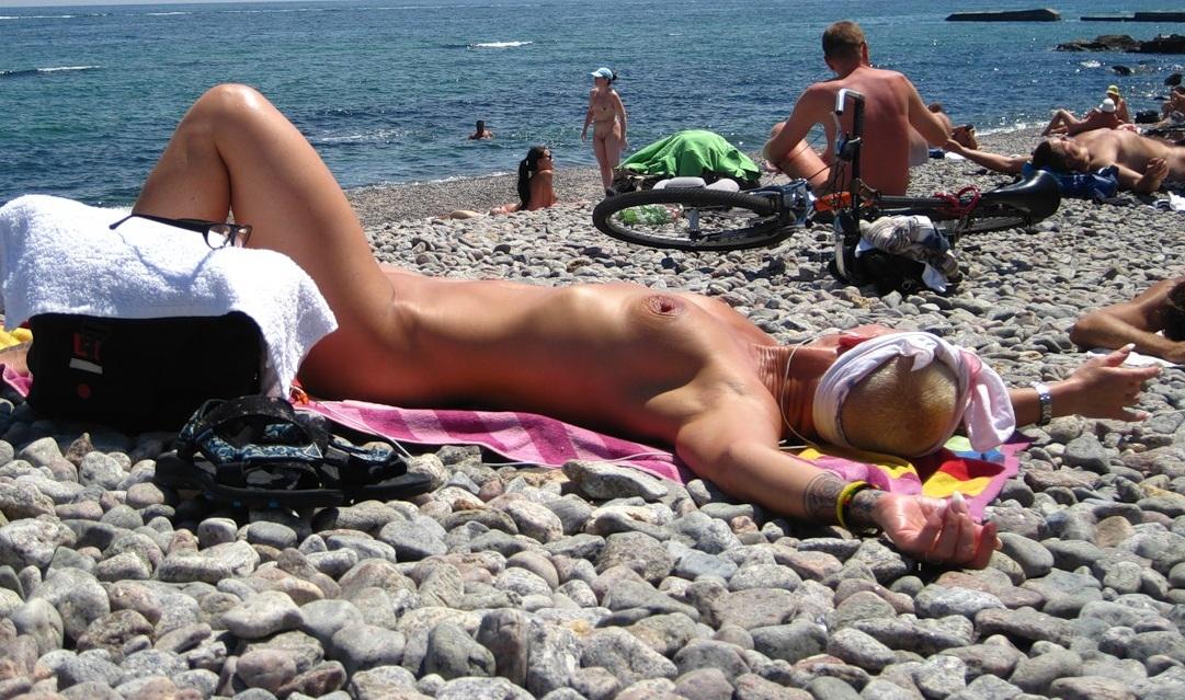 видео разврат на пляже в одессе часто