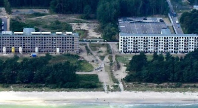 Brainwashing Nazi Location, Being The Largest Hotel In Germany