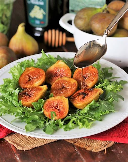 How to Make Marinated Fig Salad Image