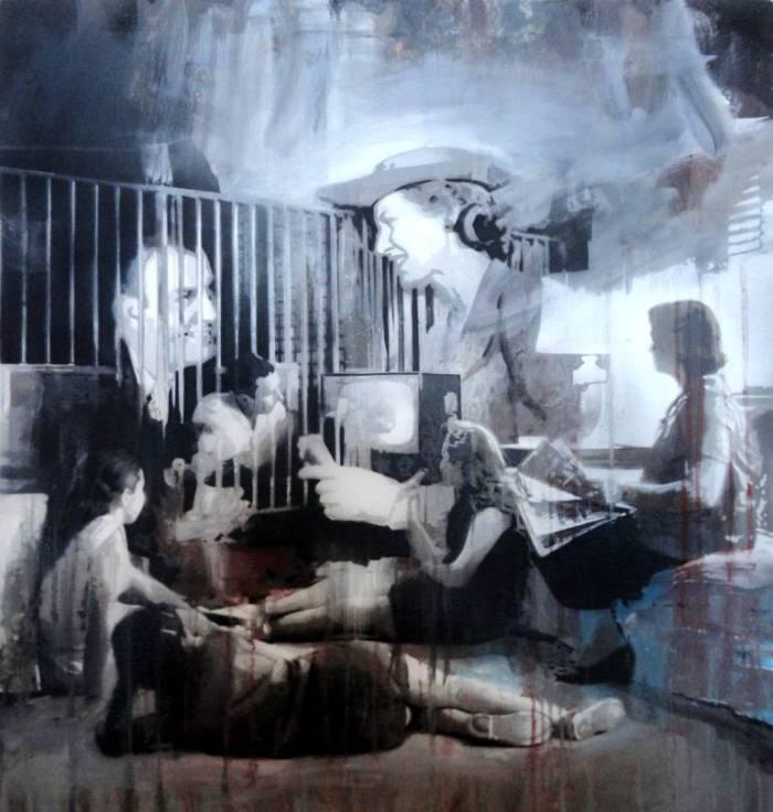 Мир уличной культуры и высокого искусства. Michal Mraz