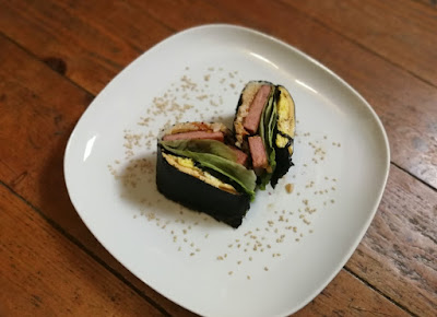 Kimbap Sandwich (Folded Kimbap)