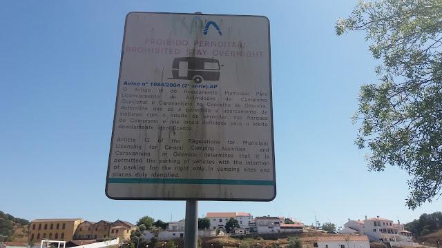 Proibido Caravanas