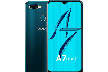Oppo A7 - Full phone specification