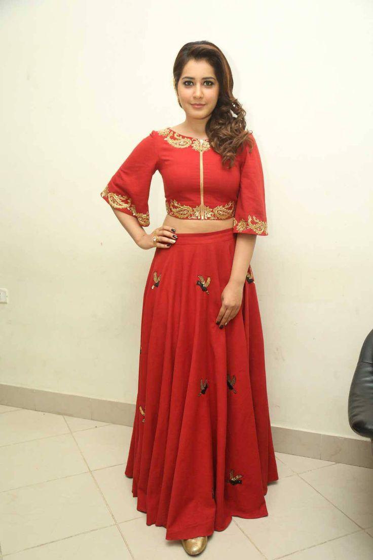 Tamil Actress Rashi Khanna Hot Photos in Apsara Award