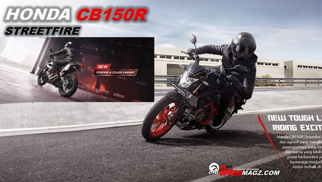 Review CB150R