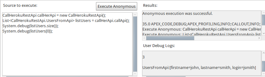Salesforce - deserialize JSON response in Apex http rest api