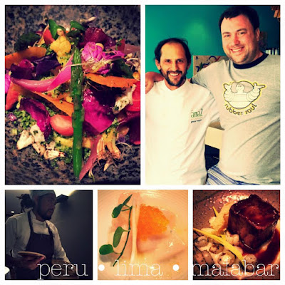 110 Latin America's 50 Best Restaurants 2016 number 38 restaurant Malabar in peru chef Pedro Miguel Schiaffino / pictures © by chef alex theil