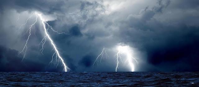 Καιρός: Τελευταία ημέρα με 42 βαθμούς Κελσίου - Έρχονται καταιγίδες, άνεμοι και χαλάζι!