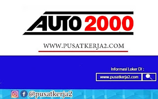 Lowongan Kerja Jakarta Auto2000 November 2020