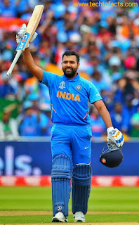 What is the monthly income of Rohit Sharma?