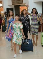 Girls Trip Jada Pinkett Smith, Queen Latifah, Regina Hall and Tiffany Haddish Image 1 (1)