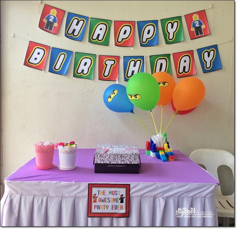 Kos untuk Birthday Party Life 101