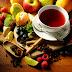Infusión Caliente Mora y Jamaica con miel