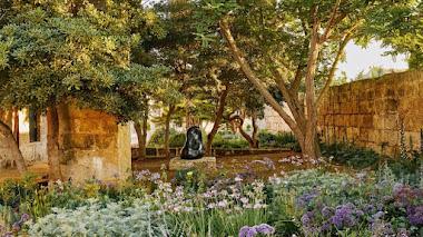 Plantas tolerantes a la sequía en el jardín diseñado por Piet Oudolf en Hauser & Wirth Menorca