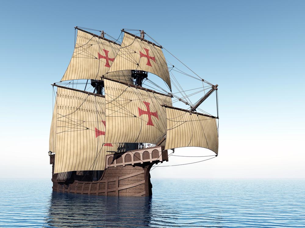 Mahogany Ship