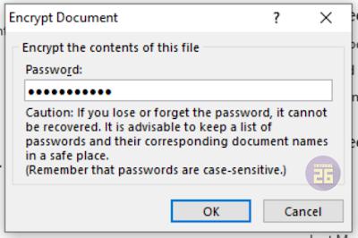 Mengunci File Excel