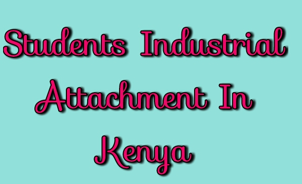 Easy way to get attachment in Kenya
