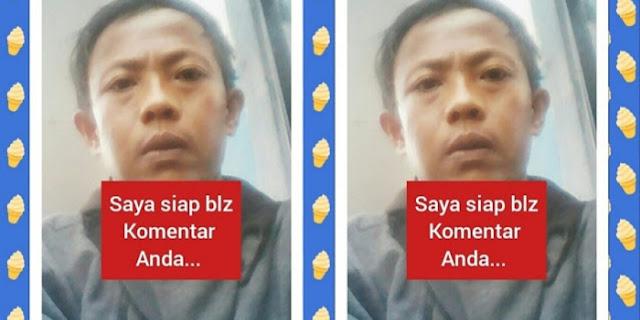 Tangkap ! Orang Ini Edit Wajah Jokowi-Ma'ruf Jadi Kera dan 4njing