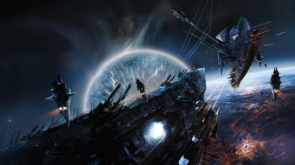 Lịch sử thiên hà của những chủng tộc ngoài hành tinh khác (Humanoid Galactic History ) & Chiến tranh thiên hà (Galatic Wars)