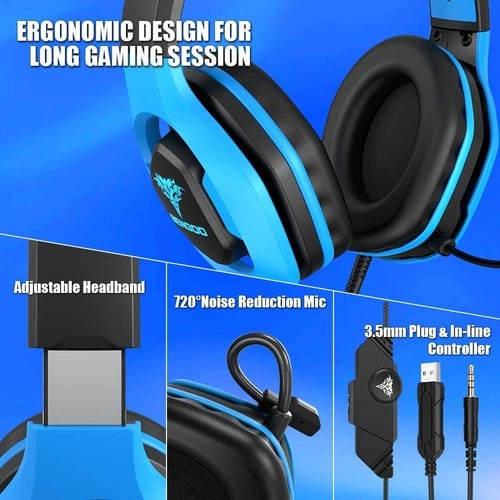 Review BENGOO G9500 Gaming Headset Headphones