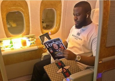 """Raymond """"Hushpuppi"""" Igbalodely And Woodberry Arrested By Interpol In Dubai"""