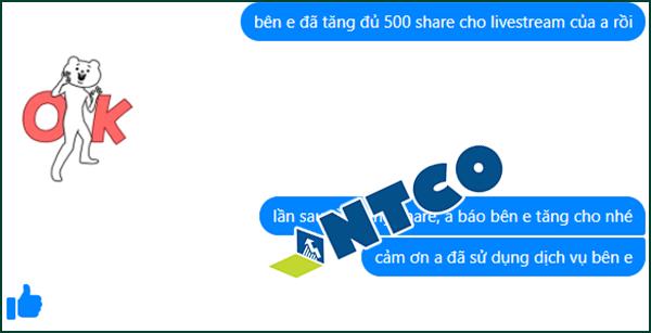 tang share livestream facebook