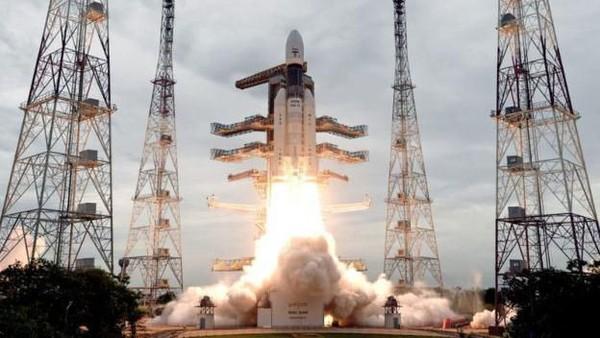 Peluncuran Chandrayaan-2 tanggal 22 juli 2019, dan telah mengorbit di bulan tanggal 20 agustus ditahun yang sama