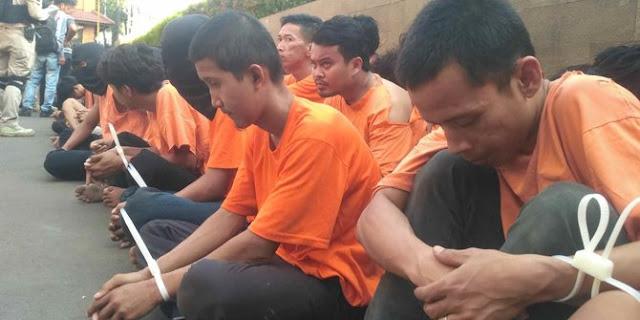 Pelaku Demo 22 Mei di Jakbar Dijanjikan Rp100 Ribu, Hingga Ditangkap Belum Dibayar